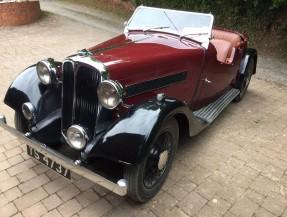 1935 Rover 12