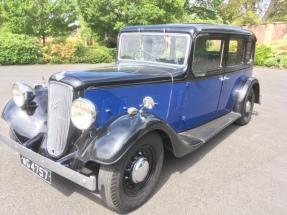 1936 Austin Sixteen