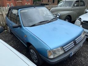 1992 Peugeot 205
