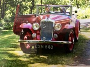 1936 Hillman Aero Minx