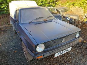 1988 Volkswagen Caddy