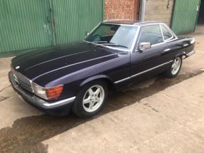 1978 Mercedes-Benz 450 SL