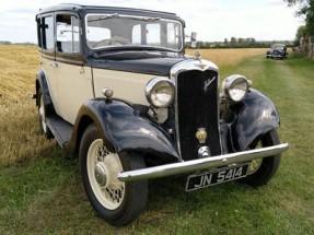 1935 Hillman Minx