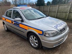 1999 Vauxhall Astra