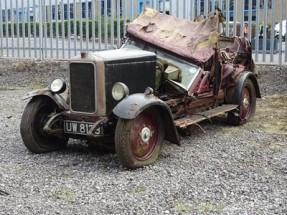 1929 Armstrong Siddeley 12