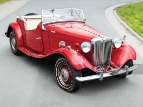 1952 MG TDC