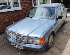 1990 Mercedes-Benz 190D