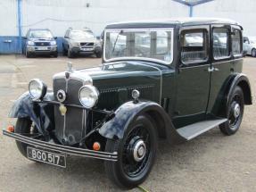 1934 Morris Ten Four