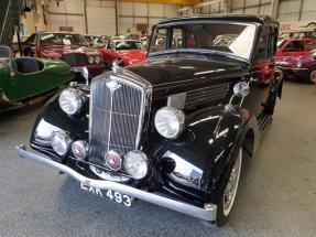 1938 Wolseley 14/56