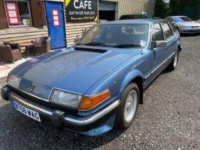 1985 Rover SD1