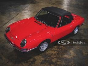 1966 Fiat 850 Sport Spider