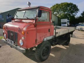 1966 Land Rover Forward Control