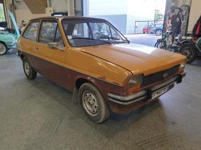 1977 Ford Fiesta