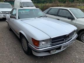 1986 Mercedes-Benz 300 SL