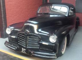 1942 Pontiac Silver Streak