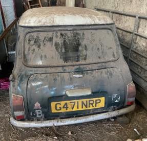 1990 Mini Racing