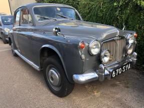 1962 Rover P4