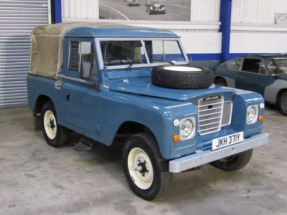 1983 Land Rover Series III