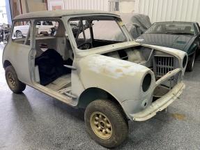 1962 Morris Mini Cooper