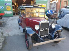 1936 Austin Taxi