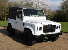 2002 Land Rover Defender