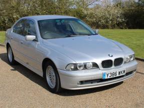 2001 BMW 520i