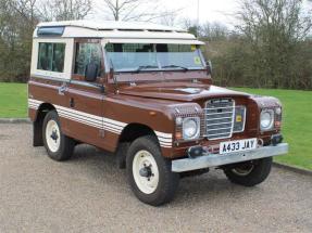 1984 Land Rover Series III