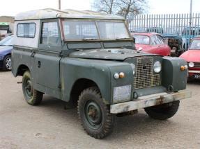 1965 Land Rover Series IIA