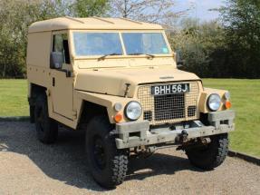 1971 Land Rover Lightweight