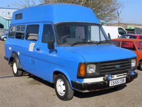 1986 Ford Transit