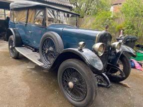 1925 Sunbeam 14/40