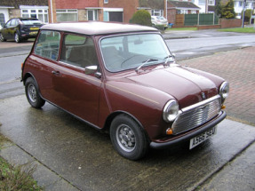1983 Mini Mayfair