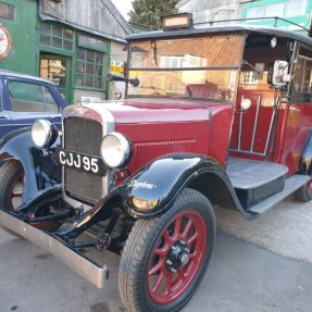 1936 Austin 12