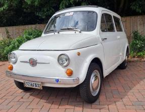 1977 Fiat 500