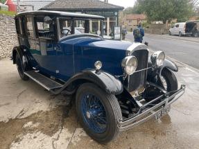 1930 Humber 16/50