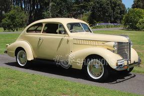 1937 Pontiac Business Coupe