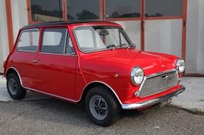1971 Innocenti Mini Cooper