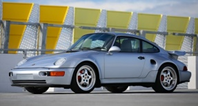 1994 Porsche 911 Turbo Slant Nose
