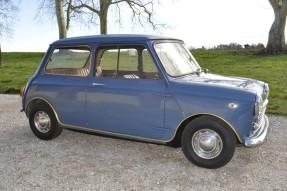 1967 Innocenti Mini