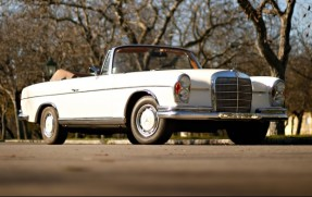 1968 Mercedes-Benz 280 SE Cabriolet