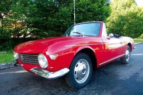1965 Fiat 1200