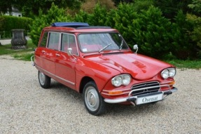 1968 Citroën Ami