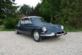 1965 Citroën ID