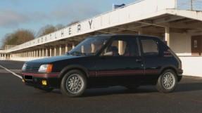 1984 Peugeot 205