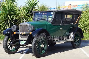 1924 Hupmobile Tourer
