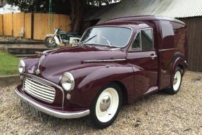 1963 Morris 6 CWT