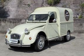 1967 Citroën 2CV Fourgonnette