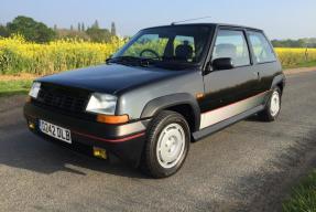 1987 Renault 5 GT Turbo