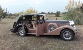 1939 Daimler Light Straight Eight