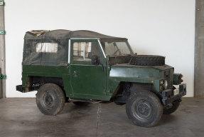 c. 1973 Land Rover Lightweight